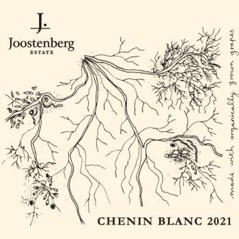 Joostenberg Chenin Blanc 2021 Label