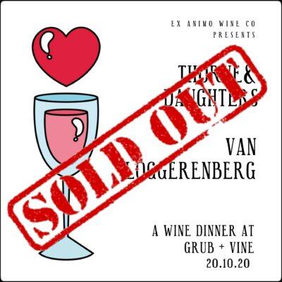 TD VLB Dinner Sold out